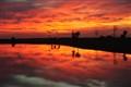 Sun Rise at CC