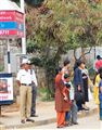 traffic police @ duty