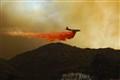 Catalina Island fire;  Avalon Ca.