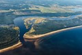 The Baltic Sea Meets Lielupe River