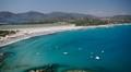 Sardinia from above
