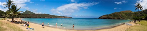 Hanauma Bay Panorama-s