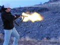 Mosin Nagant Muzzle Flash