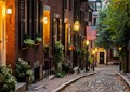 Acorn St., Boston MA
