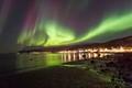 Aurora near Tromsø, Norway