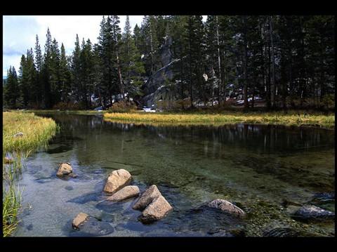 High Sierra Pond