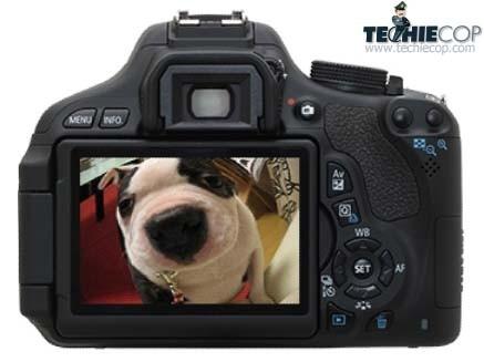Canon Rebel T3i Specs