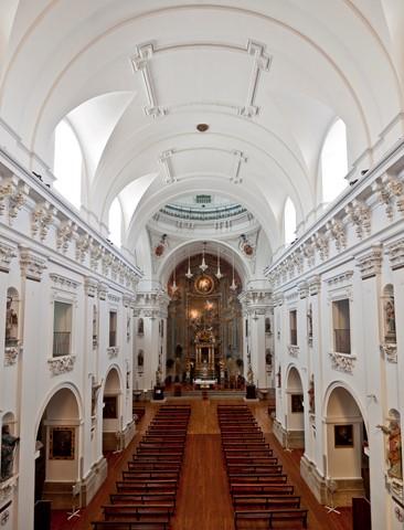 Toledo - Santuario diocesano de los Sagrados Corazones de Jesús y María