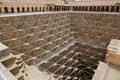 Chand Baori is a stepwell situated in the village of Abhaneri near Jaipur in the Indian state of Rajasthan. Can you spot me?!