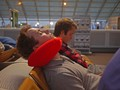 The joys of long-haul flights