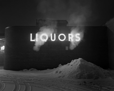 Liquors and steam - 1000