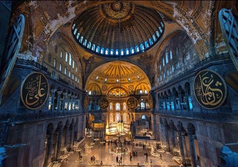 Haghia Sophia-İstanbul