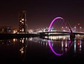 Glasgow Clyde Arc / Finnieston Bridge