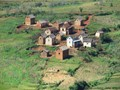 A small village in Madagascar
