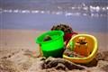 beach bucket...