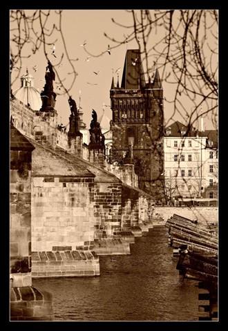 Karlů most - Petr Nikl fotograf Praha