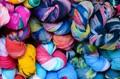 Twisted fabrics