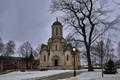 The Andronikov Monastery of the Saviour. Moscow