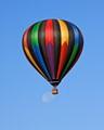 Balloon on the moon