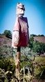 Scarecrow: Hubbell Trading Post-AZ, USA