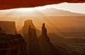 Sunrise, Mesa Arch