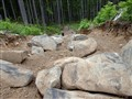 4x4 Rock Garden