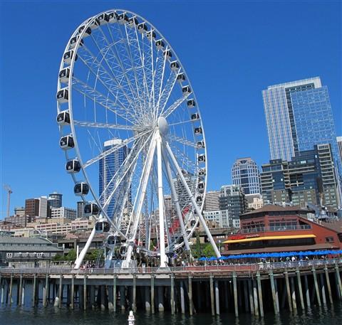 tron555 ~ Ferris Wheel