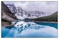 Icy Moraine Lake