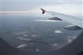 Vienna from plane