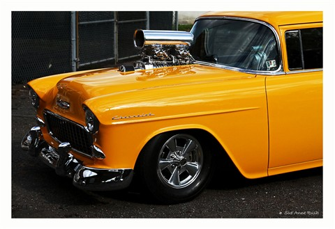 sueanne ~ Classic Chevy
