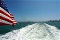 View from the Sausilito Ferry
