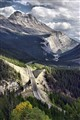 Icefield Parkway in the Canadian Rockies
