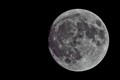 super moon capture in Germany since 1948