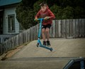 Scooter jump