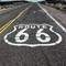 Glamorous? Route 66