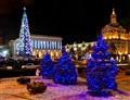 New Year's Kiev