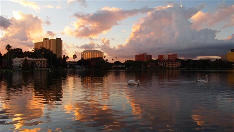 Incredibly Beautiful Lakeland, Florida