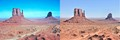 Monument Valley 1981-2016