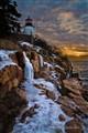 Bass Harbor Lighthouse Sunrise