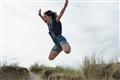 Eva, effervescent with extreme exuberance!
