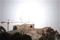 Crane and Acropolis