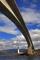 Skye Bridge and Kyleakin Lighthouse