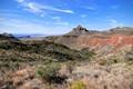 Carousel Mountain; Big Bend National Park