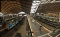 Southern Cross station panorama