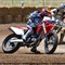 Flat trackin' and moto crossin'