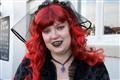 Red-eyed Goth