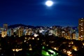 Moonlight above Niteroi