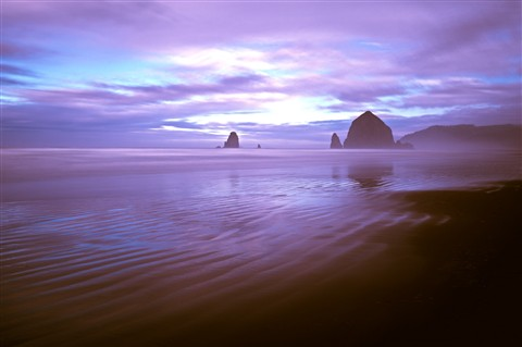Canon Beach, Oregon, USA 02