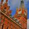 St Pancras Chambers Clock Tower