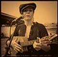 Fille à la mandoline
